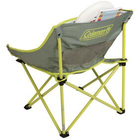 Coleman Kickback Breeze Chair lime